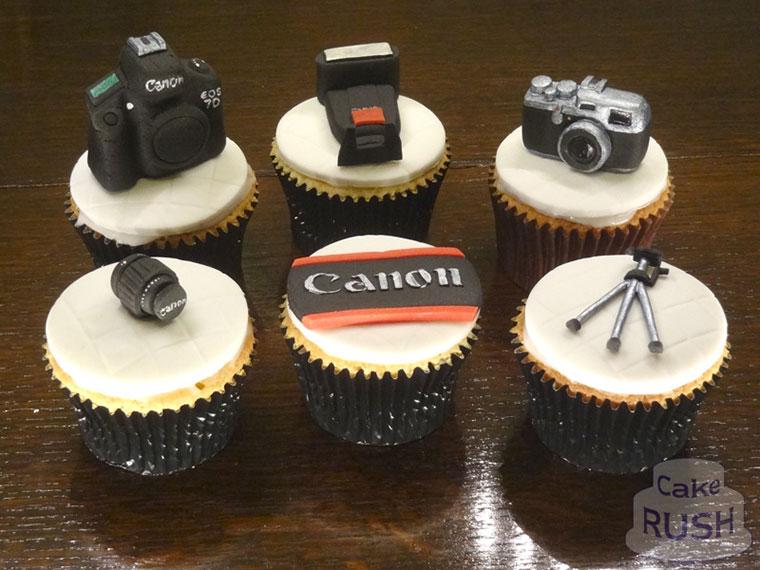Flash Cake Design