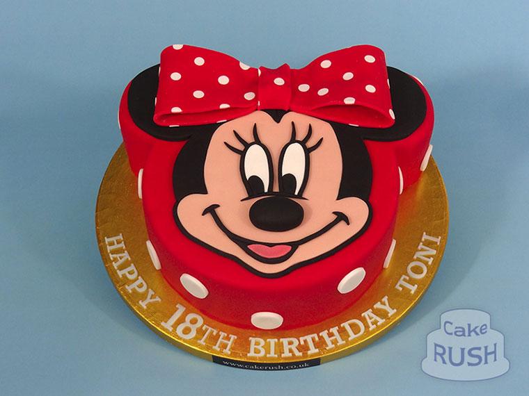 CakeRush Custom cakes made in Cheshunt Welcome