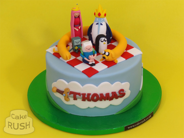CakeRush: Custom cakes made in Cheshunt | Welcome