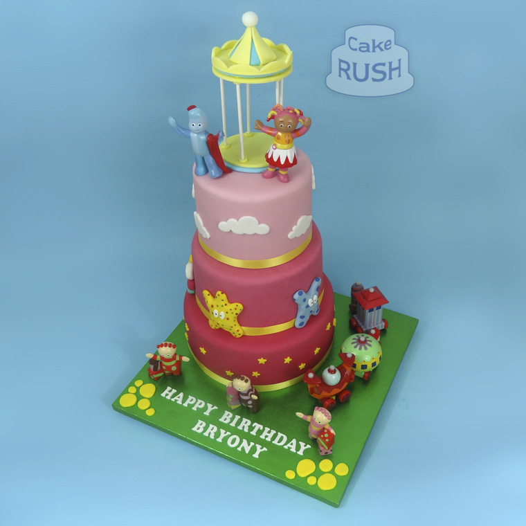 Cakerush Custom Cakes Made In Cheshunt Welcome